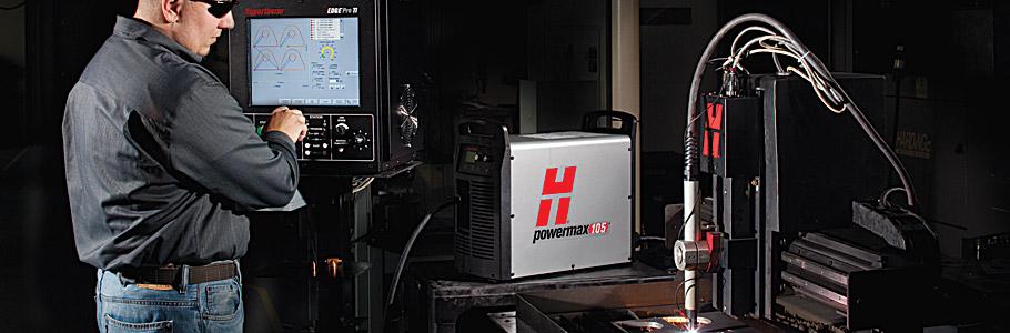 découpe plasma hypertherm